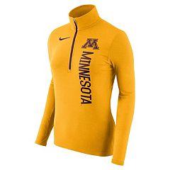 Women's Nike Minnesota Golden Gophers Element Pullover