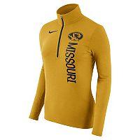 Women's Nike Missouri Tigers Element Pullover