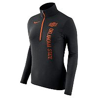 Women's Nike Oklahoma State Cowboys Element Pullover