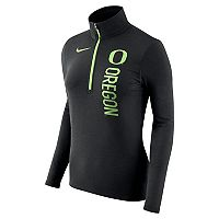 Women's Nike Oregon Ducks Element Pullover
