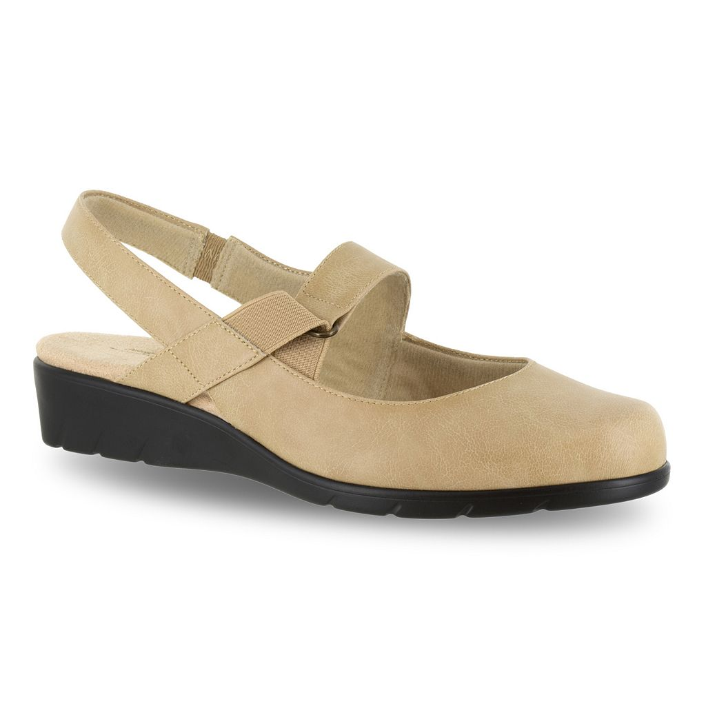 Easy Street Chessa Women's Slingback Mary Jane Shoes