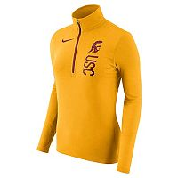 Women's Nike USC Trojans Element Pullover