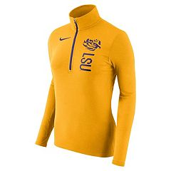 Women's Nike LSU Tigers Element Pullover