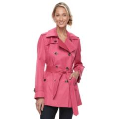 Womens Pink Coats & Jackets - Outerwear Clothing   Kohl's