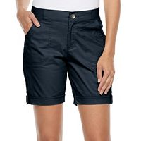 Women's Croft & Barrow® Utility Shorts