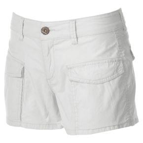 Juniors' Unionbay Tristin Ripstop Shortie Shorts