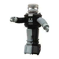 Lost In Space B9 Electronic Robot Antimatter Version by Diamond Select Toys