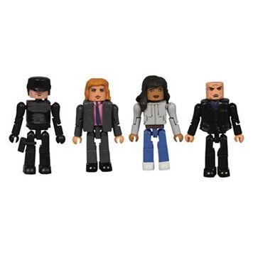 Marvel Minimates Daredevil Series 1 Box Set by Diamond Select Toys