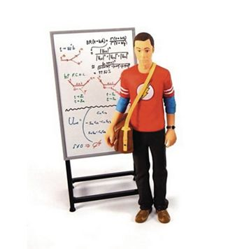 Big Bang Theory Sheldon Cooper Red Flash 7-in. Action Figure by Diamond Select Toys