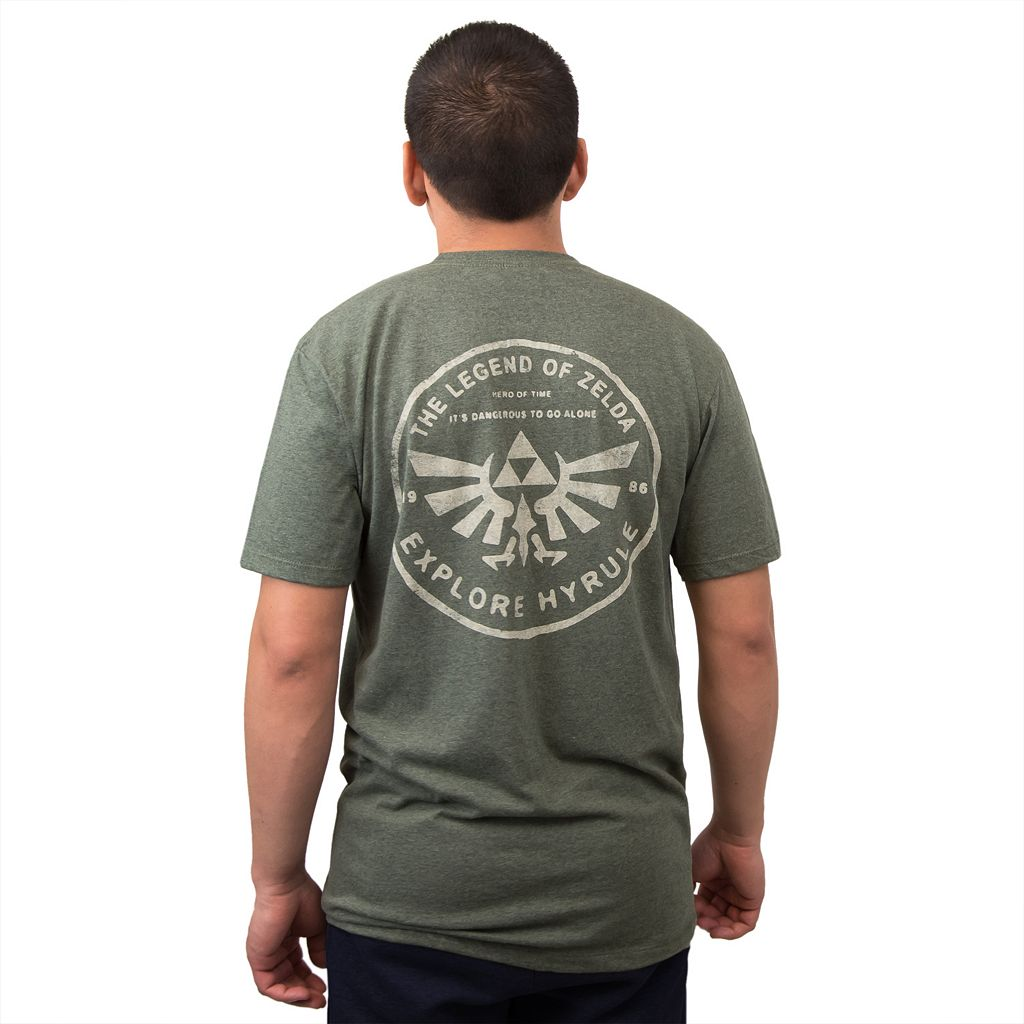 Men's Legend Of Zelda Tee