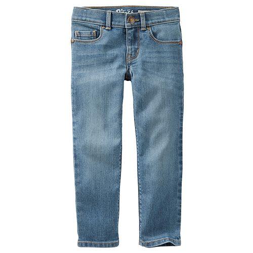 Girls 4-8 OshKosh B'gosh® Straight Fit Jeans