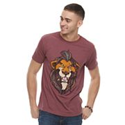 Men's Disney The Lion King Scar Tee