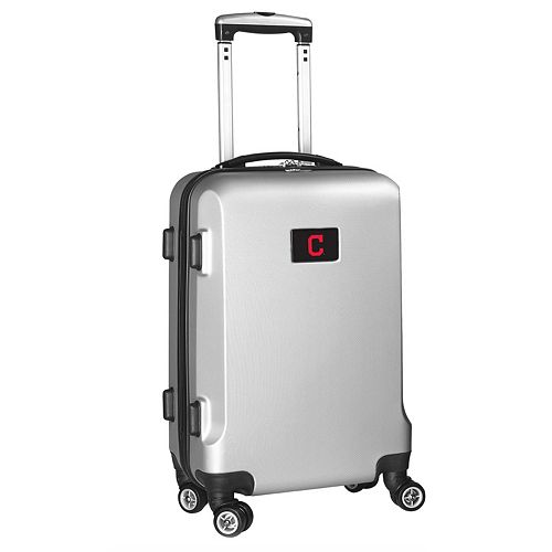 Cleveland Indians 20-Inch Hardside Spinner Carry-On
