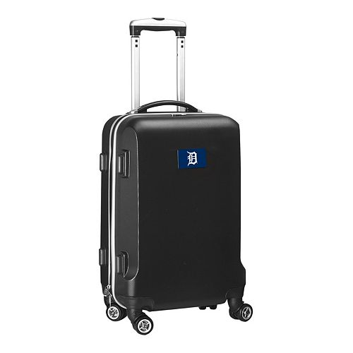 Detroit Tigers 20-Inch Hardside Spinner Carry-On
