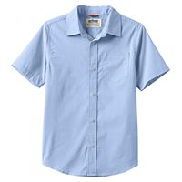 Boys 8-20 Urban Pipeline® Solid MaxFlex Button-Down Shirt
