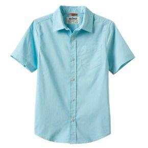 Boys 8-20 Urban Pipeline® Solid MaxFlex Button-Down Shirt