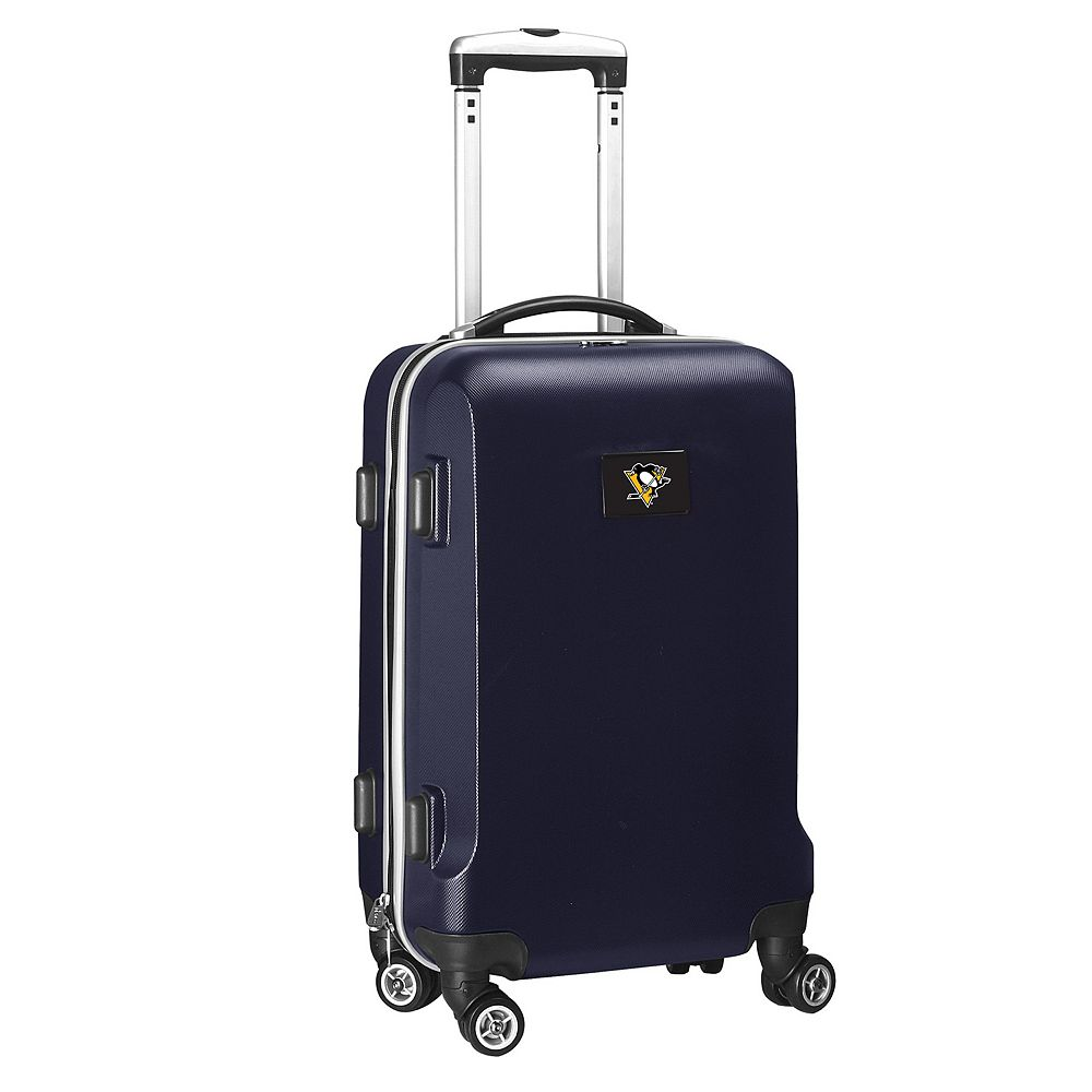 Pittsburgh Penguins 20-Inch Hardside Spinner Carry-On