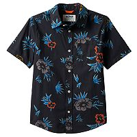 Boys 8-20 Urban Pipeline® Printed MaxFlex Button-Down Shirt