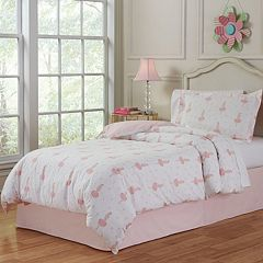 Ballerina Cotton Percale Duvet Cover Set