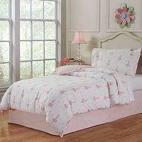 Ballerina Cotton Percale Comforter Set