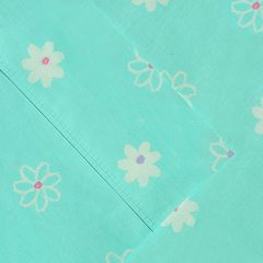 Butterfly Garden Cotton Percale Sheet Set