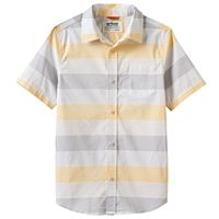 Boys 8-20 Urban Pipeline® Striped MaxFlex Button-Down Shirt