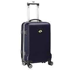 Los Angeles Rams 20-Inch Hardside Spinner Carry-On