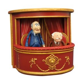 Diamond Select Toys Muppets Select Action Figure Series 2 Statler & Waldorf Action Figures