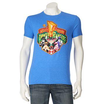 Men's Mighty Morphin' Power Rangers Tee