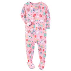 Footed Baby One-Piece Pajamas - Sleepwear, Clothing | Kohl's