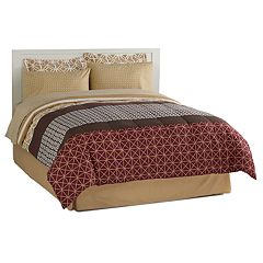 Grand Collection 8 pc Geneva Bedding Set