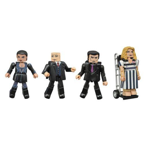 Gotham TV Series Minimates Series 3 Box Set by Diamond Select Toys