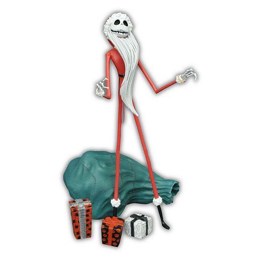 Disney's The Nightmare Before Chirstmas Select Series 2 Santa Jack Skellington Action Figure by Diamond Select Toys