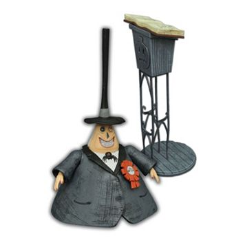 Disney's The Nightmare Before Chirstmas Select Series 2 Mayor Action Figure by Diamond Select Toys