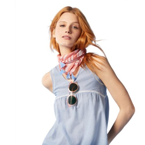 SONOMA Goods for Life™ Striped Bandana Square Scarf