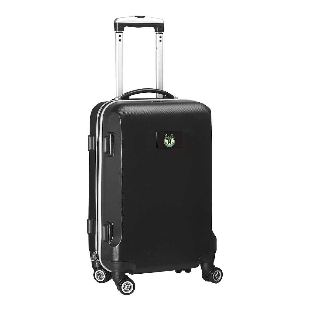 Milwaukee Bucks 20-Inch Hardside Spinner Carry-On