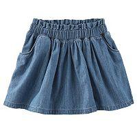 Girls 4-8 OshKosh B'gosh® Chambray Skirt