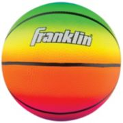 "Franklin 8.5"" Rainbow Basketball"