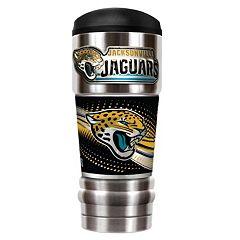 Jacksonville Jaguars MVP 16-Ounce Tumbler
