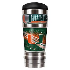 Miami Hurricanes MVP 18-Ounce Tumbler