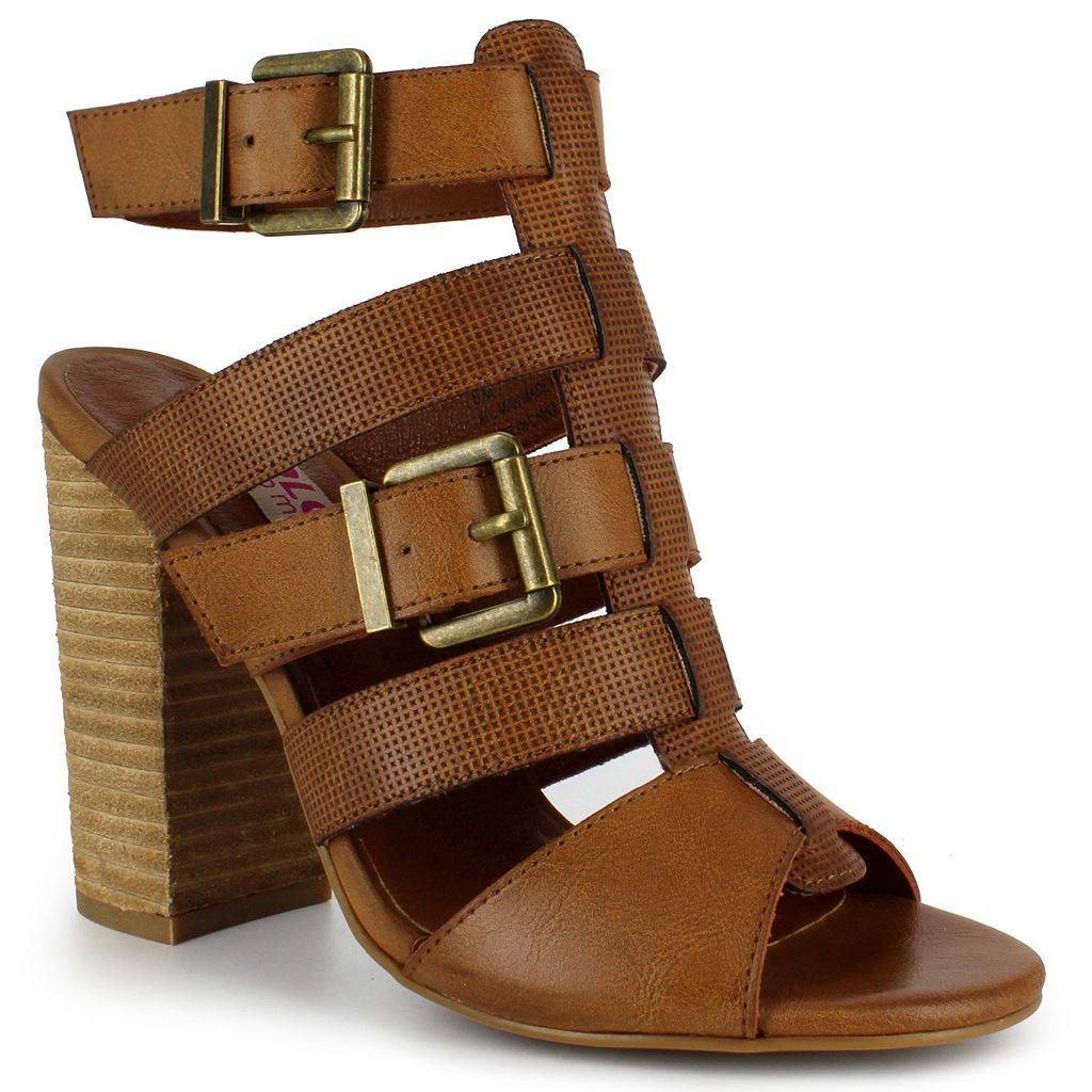 Dolce by Mojo Moxy Darby Women's Block Heel Sandals