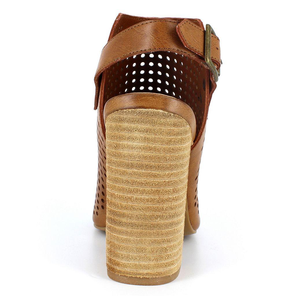 Dolce by Mojo Moxy Dalston Women's Block Heel Mules