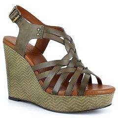Dolce by Mojo Moxy Safara Women's Wedge Sandals