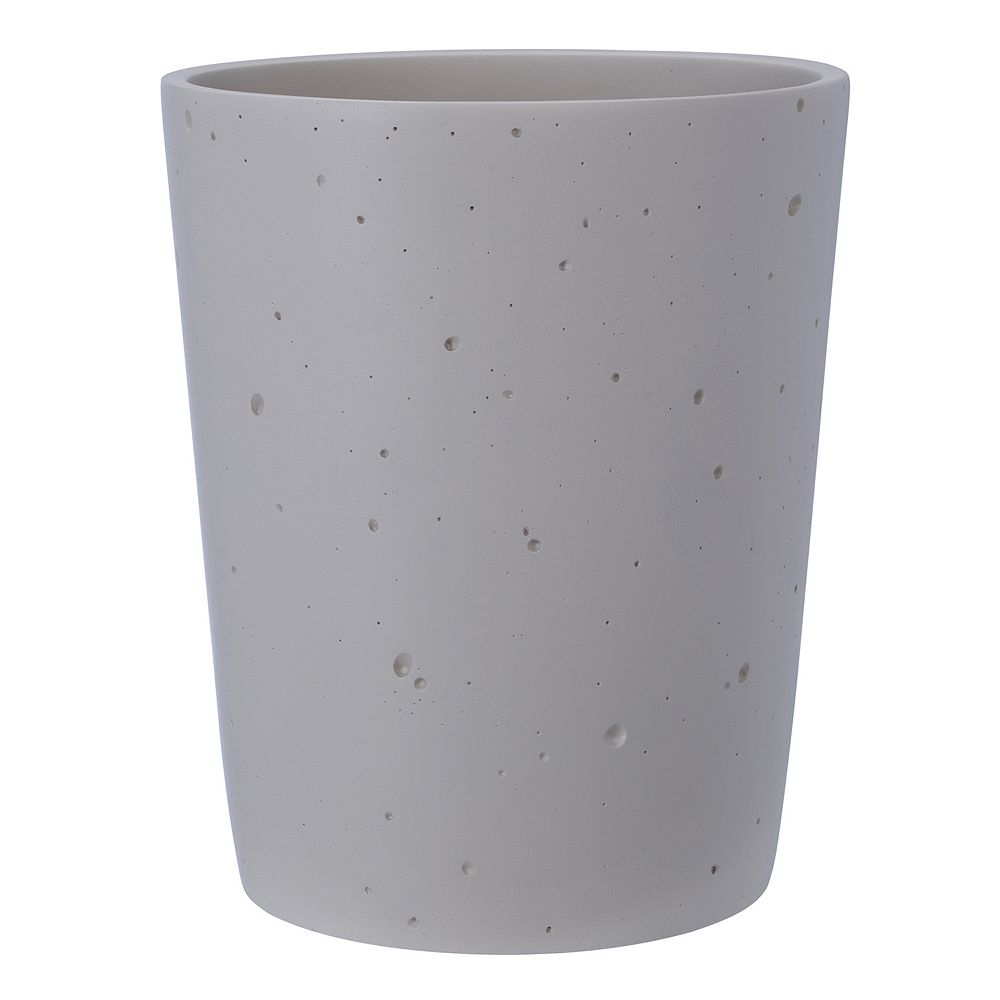 Creative Bath Concrete Wastebasket
