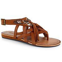 Dolce by Mojo Moxy Subira Women's Slingback Sandals