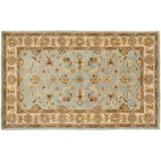 Safavieh Heritage Kassal Framed Floral Wool Rug