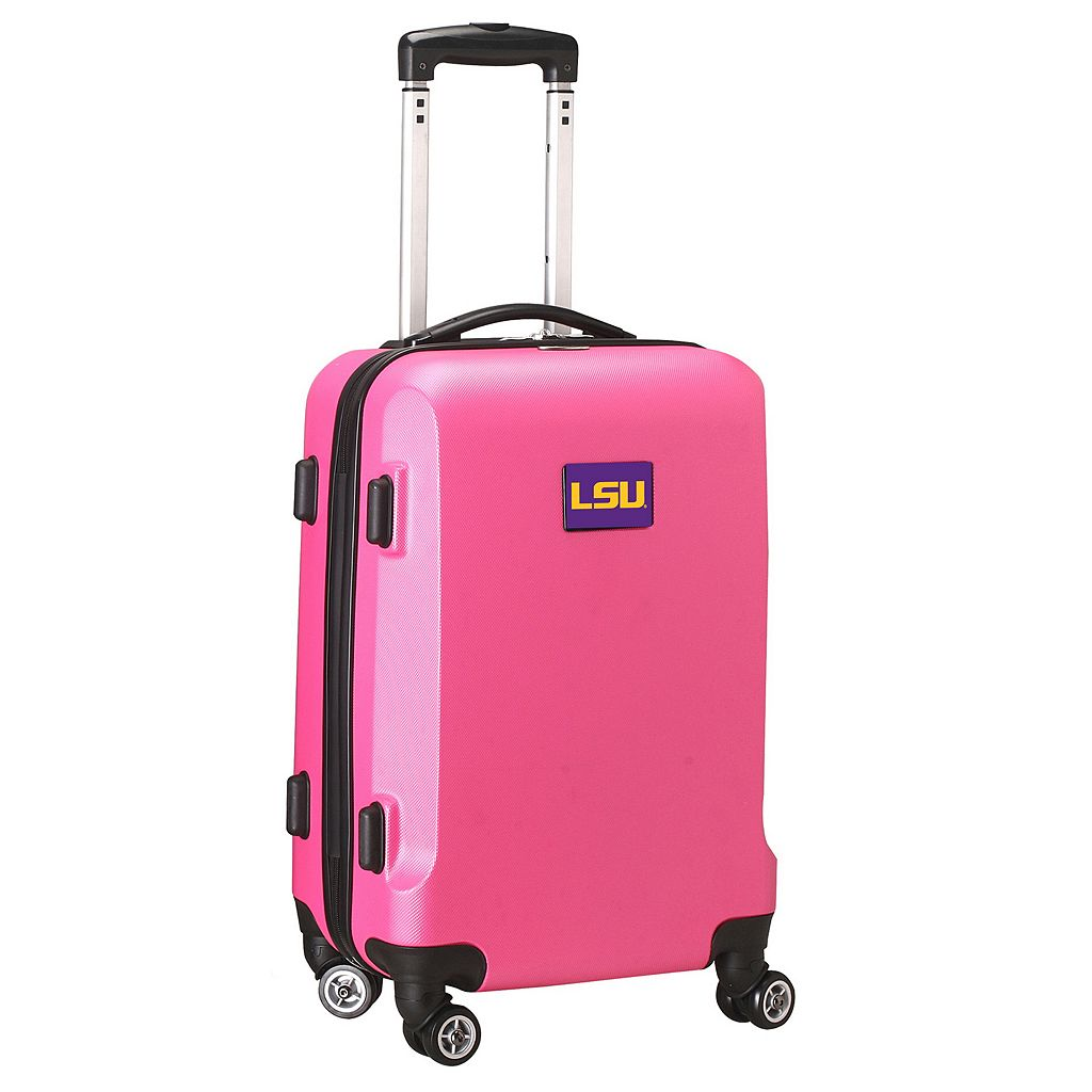 LSU Tigers 20-Inch Hardside Spinner Carry-On