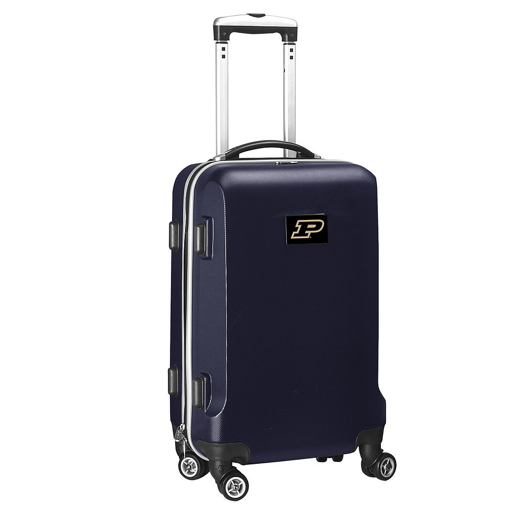 Purdue Boilermakers 20-Inch Hardside Spinner Carry-On