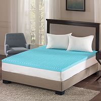 Flexapedic by Sleep Philosophy 3-inch Gel Memory Foam Topper