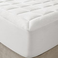 Madison Park Plush Waterproof Mattress Pad
